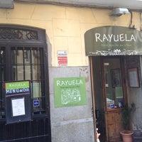 Foto tirada no(a) Taberna Rayuela por nicolas p. em 9/1/2014