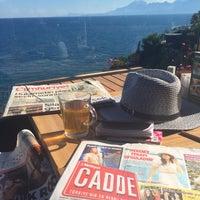 6/1/2015 tarihinde Esra A.ziyaretçi tarafından Robert's Coffee'de çekilen fotoğraf