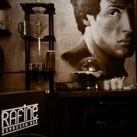 10/14/2014 tarihinde Burçin K.ziyaretçi tarafından Rafine Espresso Bar'de çekilen fotoğraf