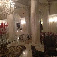 9/25/2012에 Laura C.님이 Grand Hotel Des Bains에서 찍은 사진