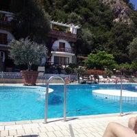 Foto tirada no(a) Conca Park Hotel por Vitor B. em 6/19/2015