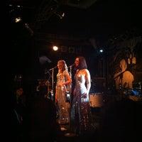 Снимок сделан в Frannz Club пользователем Nina H. 11/18/2012