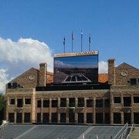 Das Foto wurde bei University of Colorado Boulder von Brianca C. am 5/10/2013 aufgenommen