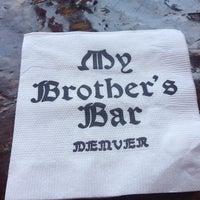 Foto scattata a My Brother's Bar da Benton Y. il 6/21/2013