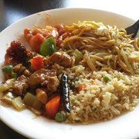Photo taken at Temptasian Restaurant by Devin H. on 4/21/2014