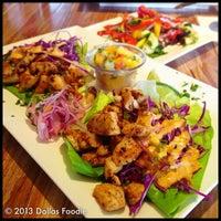 Снимок сделан в Nazca Kitchen пользователем Dallas Foodie (. 5/10/2013