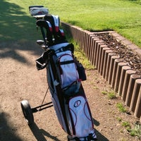 Foto scattata a Golf-Club Golf Range Frankfurt Bernd Hess e.K. da Yvonne H. il 5/8/2016