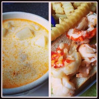 Photo Taken At Huot 39 S Seafood Restaurant By Amy G On