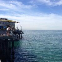 Foto tomada en Boardwalk - Santa Monica Beach por Marz T. el 3/2/2013