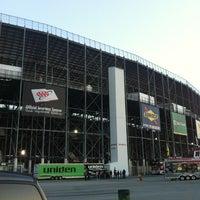 Снимок сделан в Dover International Speedway пользователем Walter J. 9/30/2012