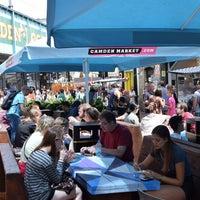Снимок сделан в Camden Stables Market пользователем Camden Stables Market 8/7/2015
