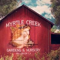 Photo taken at Myrtle Creek Botanical Gardens & Nursery by Myrtle Creek Botanical Gardens & Nursery on 8/27/2014
