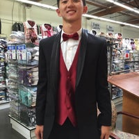 327c881036 ... Photo taken at Warehouse Suit Sale by Frederick K. on 9 16 2015