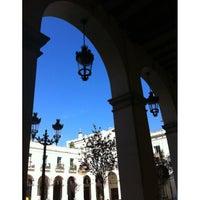 Das Foto wurde bei Plaça de Masadas von Merce F. am 10/24/2012 aufgenommen