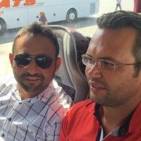 Foto tirada no(a) Pamukkale Turizm por enqin e. em 9/18/2016