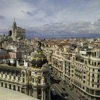 Azotea Círculo De Bellas Artes Roof Deck In Cortes