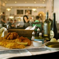 Photo prise au Cannons Fish and Chips par Cannons Fish and Chips le9/5/2014
