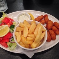 Photo prise au Cannons Fish and Chips par David I. le9/5/2014