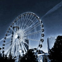 Photo prise au SkyView Atlanta par Karon E. le7/17/2013