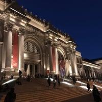 Foto diambil di The Metropolitan Museum of Art oleh Ondrej P. pada 11/11/2016