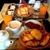 รูปภาพถ่ายที่ Boulangerie Cocu โดย Maripau G. เมื่อ 4/13/2013