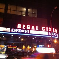 12/31/2012 tarihinde Matt N.ziyaretçi tarafından Regal Cinemas Union Square 14'de çekilen fotoğraf