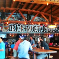 Photo Taken At Brick Mortar By Paul C On 6 17 2017