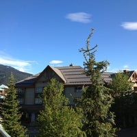 6/2/2013にMarcelo B.がSummit Lodge Whistlerで撮った写真