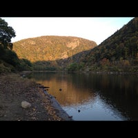 Das Foto wurde bei Delaware Water Gap National Recreation Area von Chris K. am 10/14/2012 aufgenommen