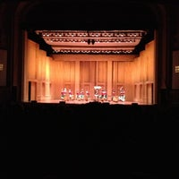 Photo prise au Copley Symphony Hall par Sean M. le11/12/2012