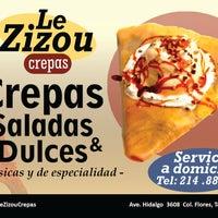 Foto scattata a Le Zizou Crepas da Le Zizou Crepas il 9/12/2014