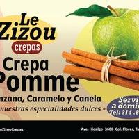 Foto diambil di Le Zizou Crepas oleh Le Zizou Crepas pada 9/13/2014