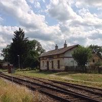 Foto tomada en Železniční stanice Černousy por Honza P. el 7/15/2015