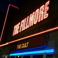 Foto scattata a The Fillmore da Lisa A. il 8/21/2013