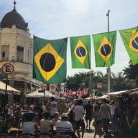 Foto tirada no(a) Feira do Rio Antigo por Delmiro J. em 6/7/2014