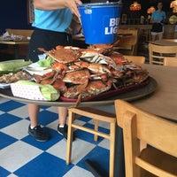 Foto tomada en Blue Crab por Samuel G. el 8/23/2017