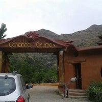 12/15/2012 tarihinde Nicole R.ziyaretçi tarafından Cascada de las Animas'de çekilen fotoğraf