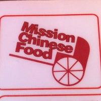 Foto diambil di Mission Chinese Food oleh Stephanie L. pada 2/26/2013
