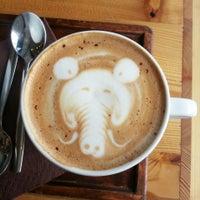 Снимок сделан в EMA espresso bar пользователем Jitka P. 1/16/2015