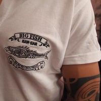 9/16/2014 tarihinde Big Fishziyaretçi tarafından Big Fish'de çekilen fotoğraf