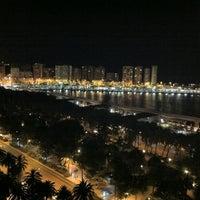 Foto diambil di Terraza Hotel Málaga Palacio oleh Juan S. pada 6/8/2013