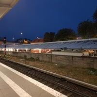 Das Foto wurde bei Bahnhof Berlin-Lichtenberg von Rollo W. am 9/22/2018 aufgenommen
