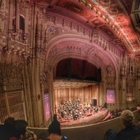 Photo prise au Copley Symphony Hall par Craig D. le2/7/2015