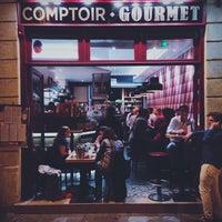 Foto tomada en Comptoir Gourmet por Marcel P. el 10/4/2014