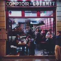 Foto scattata a Comptoir Gourmet da Marcel P. il 10/4/2014