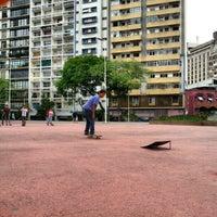 Das Foto wurde bei Praça Franklin Roosevelt von fabio schumacher 2. am 11/24/2012 aufgenommen