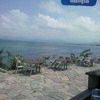 8/7/2015 tarihinde Büşra Z.ziyaretçi tarafından Fatsalı Hünkar Restoran'de çekilen fotoğraf