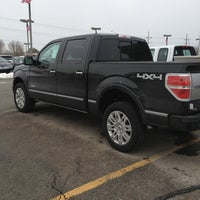 Photo Taken At Olathe Ford Lincoln Mercury By Wayne G On 2 25
