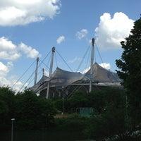 Foto tomada en Olympiastadion por Chris D. el 6/6/2013