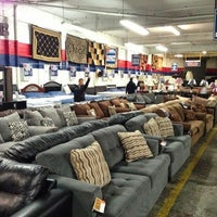 Photo Taken At Express Furniture Warehouse By New York On 9 24